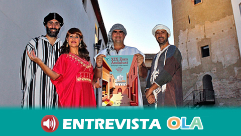 El Zoco Andalusí de Huétor Tájar es el mercado medieval con mayor volumen de la provincia de Granada