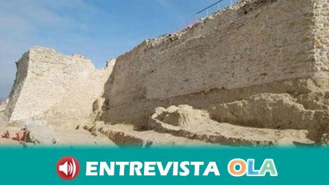 Castillo de Medina Sidonia acumula en su suelo todas las capas de la historia de Andalucía
