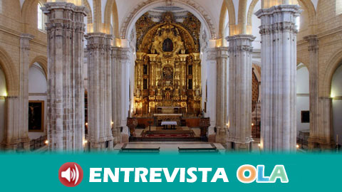 La Colegiata de Osuna es una de las joyas arquitectónicas del Renacimiento