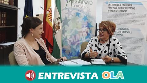 La dieta mediterránea sostenible es la protagonista del proyecto europeo MedsNAIL que lidera la Federación Andaluza de Municipios y Provincias
