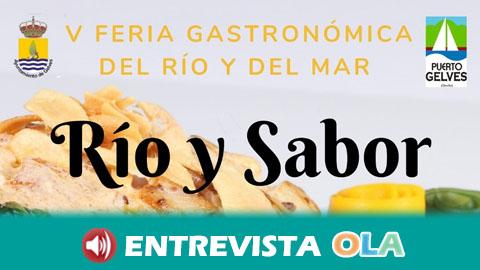 'Río y Sabor' homenajea el año Magallanes con una cita gastronómica donde aúna productos de la vega y del río Guadalquivir