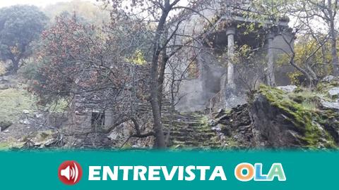 El Ayuntamiento de Lugros y el Parque Nacional de Sierra Nevada ponen en marcha una ruta de senderismo por el Bosque Encantado de la Dehesa del Camarate