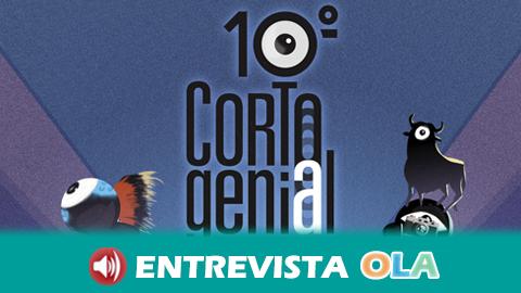 Puente Genil celebra la décima edición del concurso internacional Cortogenial con más de 1.400 cortos recibidos