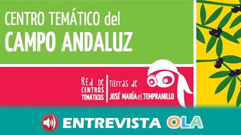 El Centro Temático del Campo Andaluz de Alameda, en Málaga, acerca al visitante la vida del campesinado y sus labores