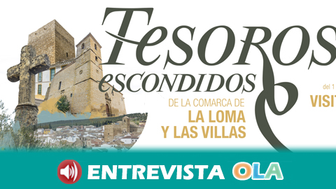 La séptima edición de «Tesoros Escondidos» da a conocer los museos, castillos y vestigios históricos de quince municipios de la provincia de Jaén