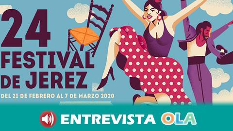 Presentaciones, conferencias y talleres pedagógicos, además de actuaciones en directo, completan el Festival de Flamenco de Jerez