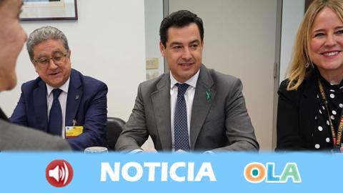 El presidente de la Junta de Andalucía, Juan Manuel Moreno, pide a la UE una nueva Política Agraria Común sin «pasos atrás»