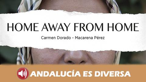 CEAR Andalucía publica un nuevo libro bajo el nombre «Home away from home» para poner en valor la realidad de las personas refugiadas