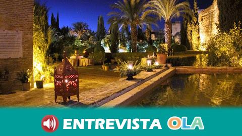 El Palacio de Portocarrero en la localidad cordobesa de Palma del Río posee años de historia, es legado árabe, tiene apariencia renacentista y es bien de interés cultural