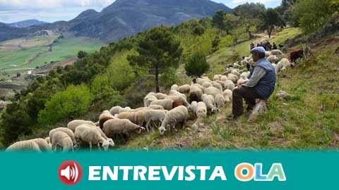 Los Blázquez, en Córdoba, acoge la décima edición de la Escuela de Pastores de Andalucía