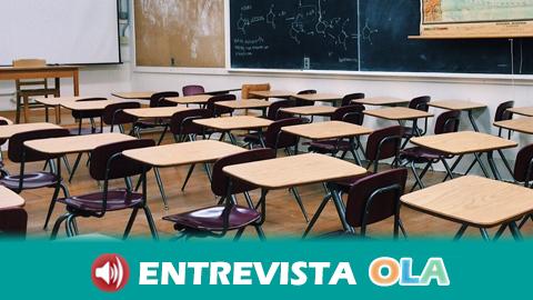 La Confederación de AMPAs de Andalucía llama a la huelga educativa por el ataque a la educación pública que supone el nuevo decreto de escolarización