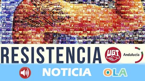 UGT Andalucía otorga los premios «Luchadoras» para rememorar a las mujeres que luchan por sus derechos con motivo del 8M, Día de la Mujer
