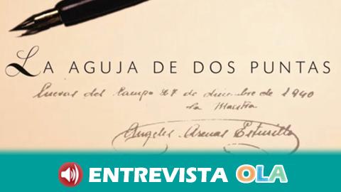 El documental 'La aguja de dos puntas' narra la vida de la maestra rural granadina Ángeles Arenas Esturillo, expulsada de la docencia durante el franquismo