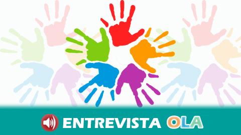 """La emisora comunitaria Onda Color comienza el espacio educativo """"Aprender con onda"""" para escolares del barrio malagueño de Palma Palmilla"""