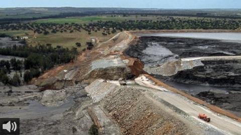 Ecologistas en Acción teme que la explotación de la mina de Aznalcóllar vuelva a contaminar con residuos tóxicos el Guadiamar