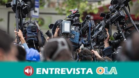 «La modificación de la Ley Audiovisual de Andalucía es una clara regresión democrática por la pérdida del consenso general», Ángel García, abogado especializado en comunicación audiovisual