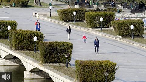 """Docentes de la Universidad de Granada publican la guía 'Recomendaciones municipales de movilidad ante la desescalada del Covid 19"""" para garantizar la movilidad segura en los espacios públicos"""