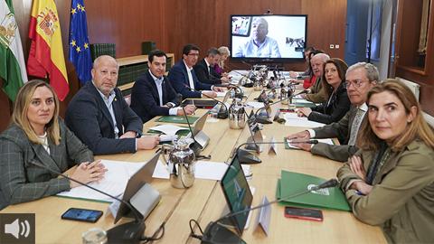La Plataforma de Defensa de la Comunicación y el Periodismo de Andalucía solicita una reunión al presidente de la Junta de Andalucía para abrir un proceso de diálogo ante la modificación de la Ley Audiovisual andaluza