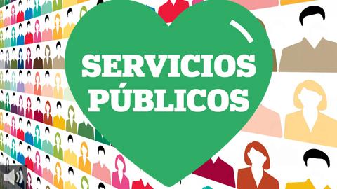 Los colectivos sociales y medioambientales piden reforzar los servicios públicos a través de la campaña 'Pinto un corazón verde'