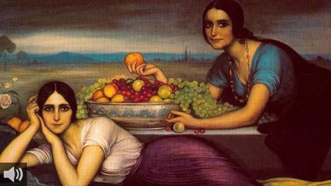 Córdoba rinde homenaje al pintor regionalista Julio Romero de Torres con la publicación de su biografía en el 90ª aniversario de su muerte