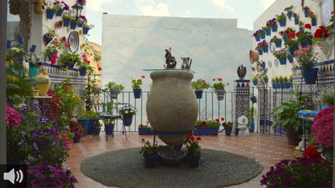 El Concurso de Balcones del municipio cordobés de Iznájar pone su broche final con las actuaciones virtuales de la VII Velada Flamenca