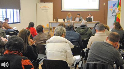 Los Grupos de Desarrollo Rural reivindican su importancia a la hora de canalizar las ayudas europeas hacia las comarcas andaluzas