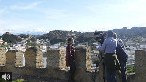 El documental «Hollywood rueda en España» pone en valor el papel de Guadix como parte de los escenarios españoles en los rodajes internacionales entre 1955 y 1980