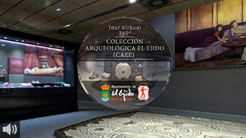 La colección arqueológica del municipio almeriense de El Ejido ofrece visitas virtuales por sus salas dedicadas a los periodos prehistórico y romano