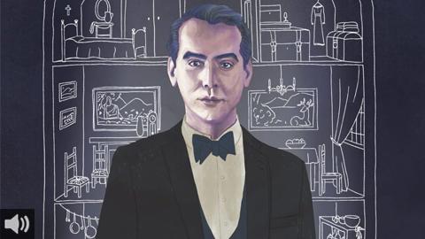 El proyecto cultural 'Universo Lorca' ayuda a conocer la vida y obra del insigne poeta y dramaturgo granadino por medio de rutas y juegos