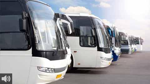 El sector del transporte de viajeros andaluz solicita ayudas a la Junta para afrontar su situación de quiebra técnica