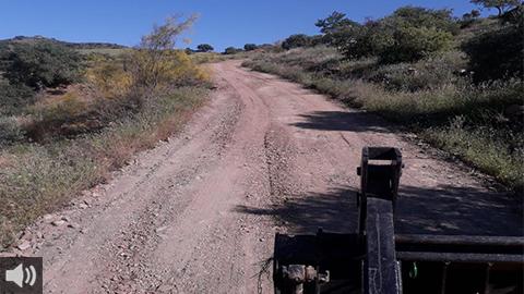 La conservación de los caminos rurales fija la población en el entorno y mantiene el vínculo con las actividades tradicionales agrícolas y ganaderas