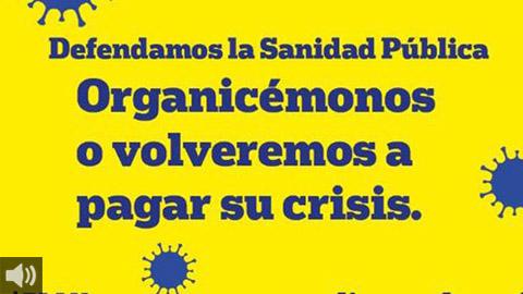 La Marea Blanca vuelve a las calles de Andalucía con concentraciones en defensa de la sanidad pública y contra los recortes y las privatizaciones