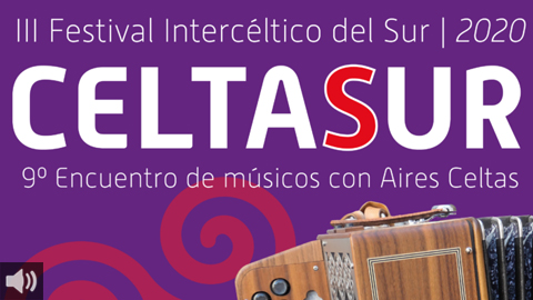 La tercera edición del Festival Celtasur de Cúllar Vega se celebrará en formato virtual el próximo 20 de junio y contará con la participación de 17 artistas de primer nivel nacional e internacional