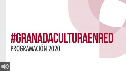 La Diputación de Granada impulsa #GranadaCulturaenRed con 70 actividades en las redes virtuales durante el mes de junio