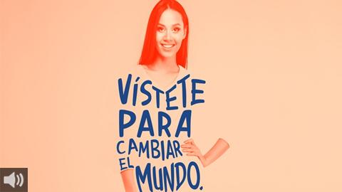 La Asociación Madre Coraje lanza la campaña #VísteteDeCoraje para el fomento de la Moda Solidaria