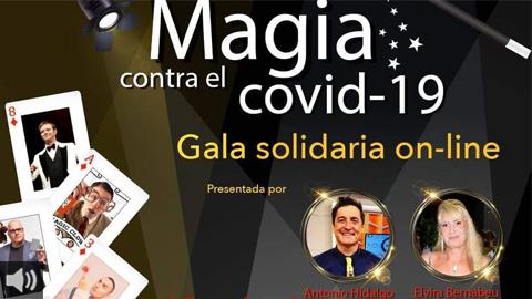 """La Gala Benéfica """"Magia contra la Covid19"""" de la fundación DiabetesCERO apoya la investigación de posibles vacunas para el coronavirus"""