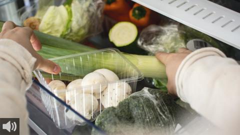 Los grandes acopios de comida y el consumo irracional durante el confinamiento han provocado el aumento del desperdicio alimentario