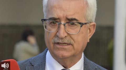 «El gobierno actual es el más opaco de la historia de la autonomía andaluza» Manuel Jiménez Barrios, PSOE de Andalucía
