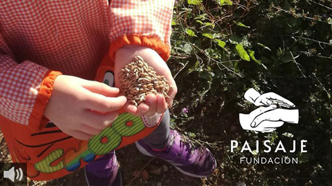 La Fundación granadina Paisaje impulsa la reconexión con nuestro entorno natural mediante propuestas pedagógicas