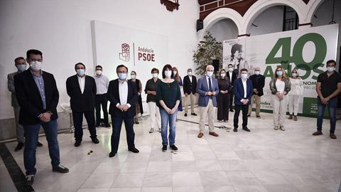 El PSOE andaluz recurrirá ante el Constitucional  la convocatoria de la Diputación Permanente del Parlamento al considerar que va contra los derechos fundamentales