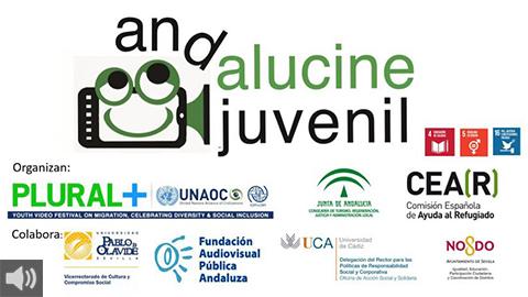 El II Festival Andalucine Juvenil de CEAR Andalucía elige los mejores vídeos para sensibilizar sobre la migración, la diversidad y la inclusión social