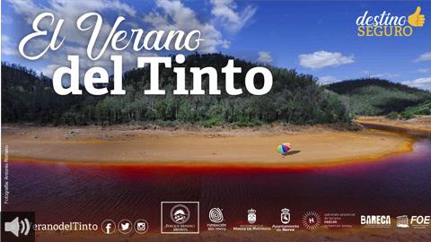 El Parque Minero de Riotinto reabre sus puertas al público poniendo en valor los encantos de la cuenca minera onubense bajo el lema 'El Verano del Tinto'