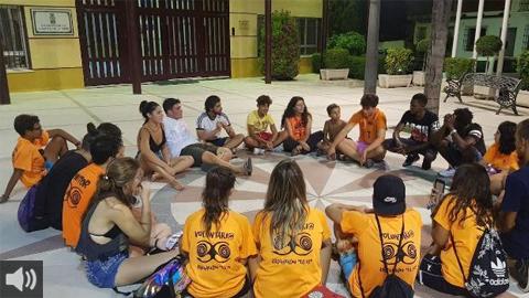 La Asociación Juvenil EO, EO trabaja en la prevención de drogodependencias mediante actividades educativas y de ocio alternativo