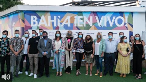Elciclo Bahía ¡En Vivo! ofrece un variado programa cultural para disfrutar de las vacaciones estivales en el municipio gaditano de San Fernando