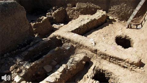 El municipio granadino de Atarfe atesora los restos de Medina Elvira, la población constituida sobre la antigua Iliberis romana entre los siglos ocho y once de nuestra era