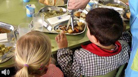 """El proyecto europeo """"Nutres, Nutriendo Escuelas"""" ofrece consultoría a los comedores escolares de los Pueblos Blancos de Cádiz"""