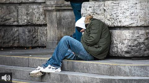 «Andalucía registra un 200 por ciento más de personas sin hogar que hace un año por el impacto del coronavirus», Alejandro Cortina, Personas sin Hogar Málaga