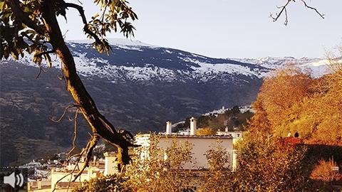 Bubión participa en la campaña de promoción turística de La Alpujarra granadina 'Solo CosasBuenas' reivindicando su valor como destino tranquilo alejado de la masificación