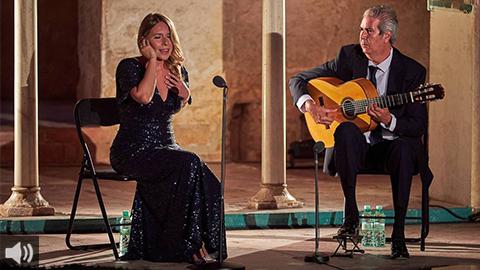 La cantaora Rocío Márquez reivindica las raíces negras del flamenco en 'Gurumbé', su último trabajo discográfico, impactado por la pandemia del coronavirus
