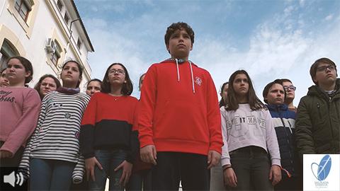 #EstamosJuntos es el título de la campaña contra el acoso escolar para concienciar y luchar contraconductas de intimidación, aislamiento e insultos